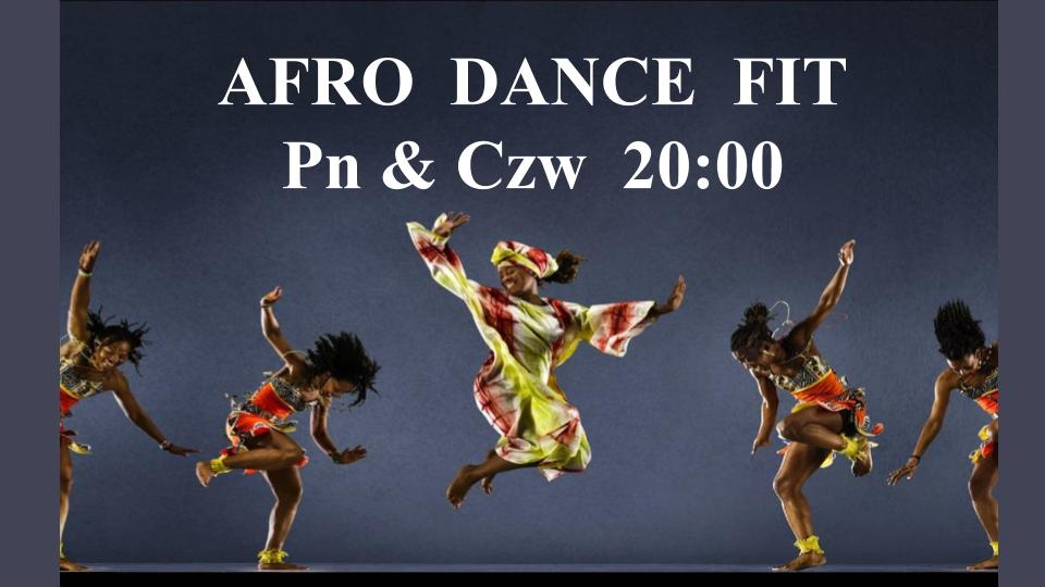 10.07 Free Afro Dance Fit