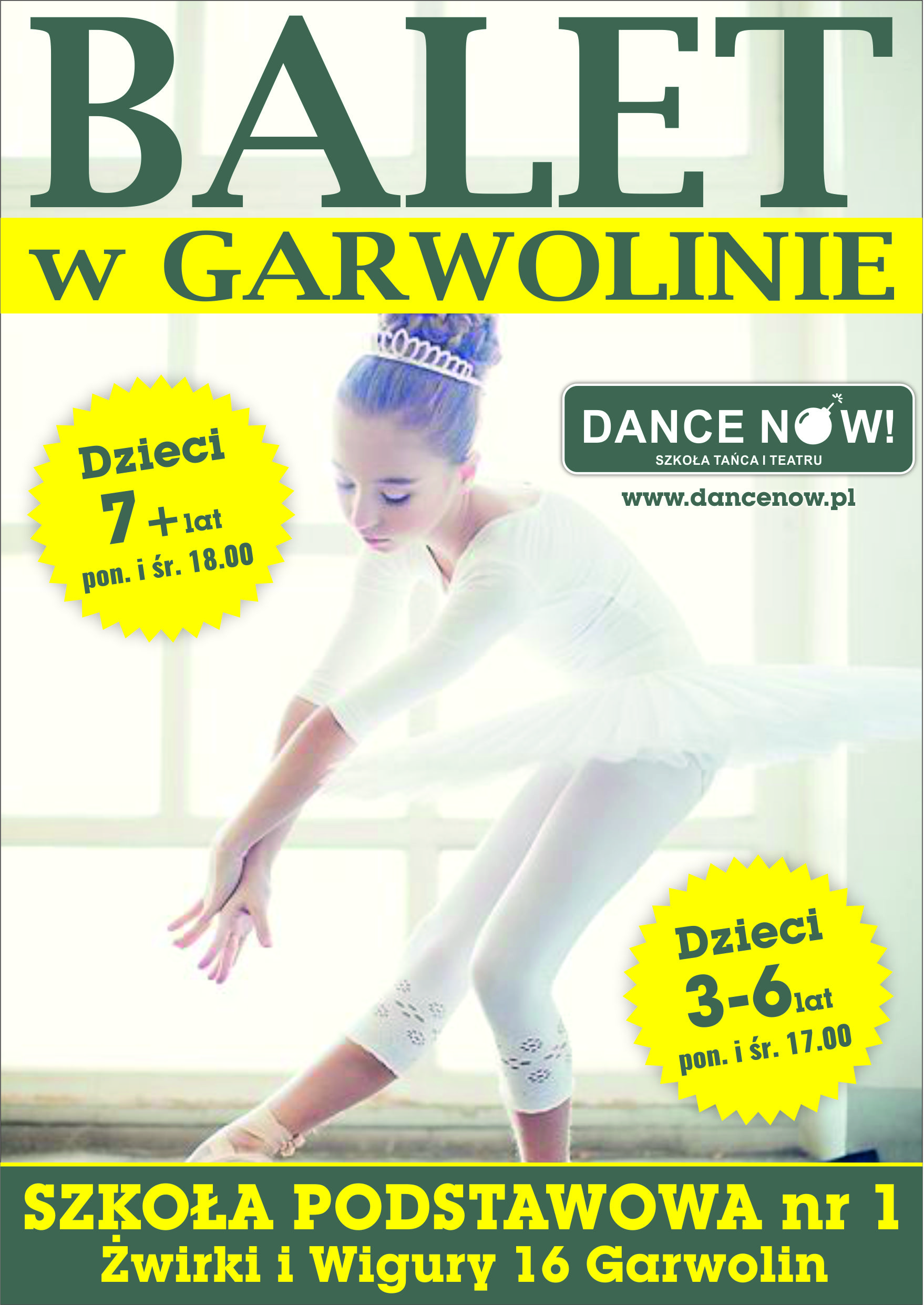dance now zapisy 2017 - 2018